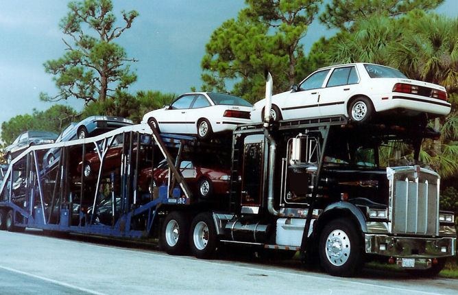 auto transport carrier
