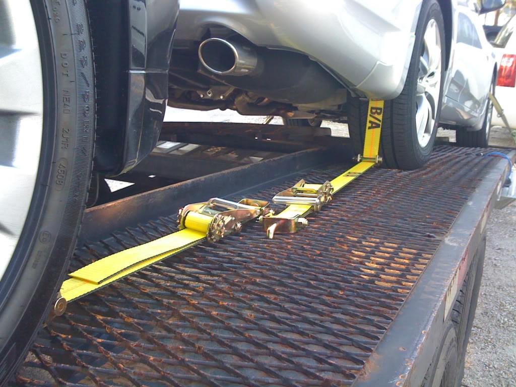 wheel straps